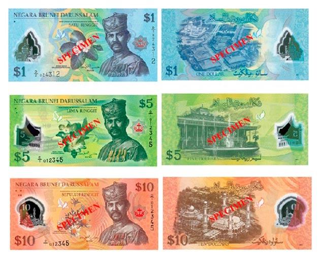 Brunei Dollar Global Exchange Colombia
