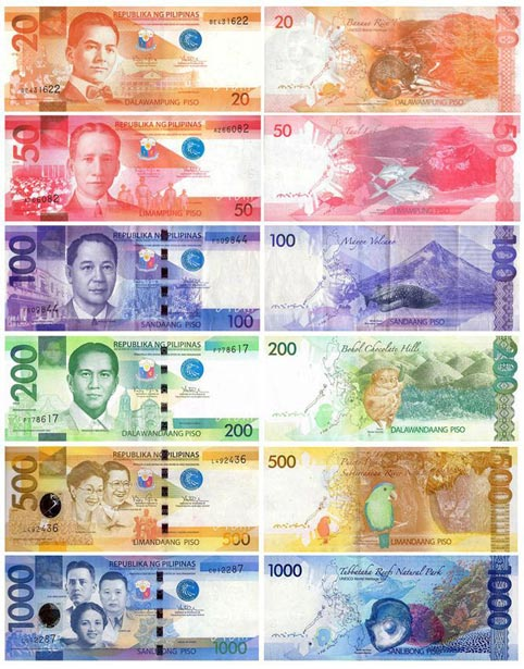 Philippine Peso - Global Exchange Colombia