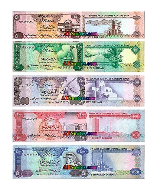 Dirham Of Arab Emirates Global